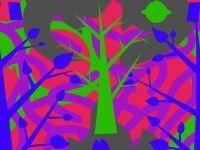 Tree of Life (c) Designed By R Harding (Vivid Colour Scheme)