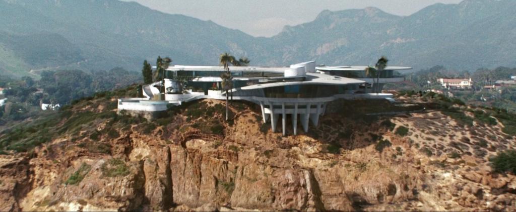 Tony Stark 39 S House Malibu Cette Maison N 39 Existe Pas