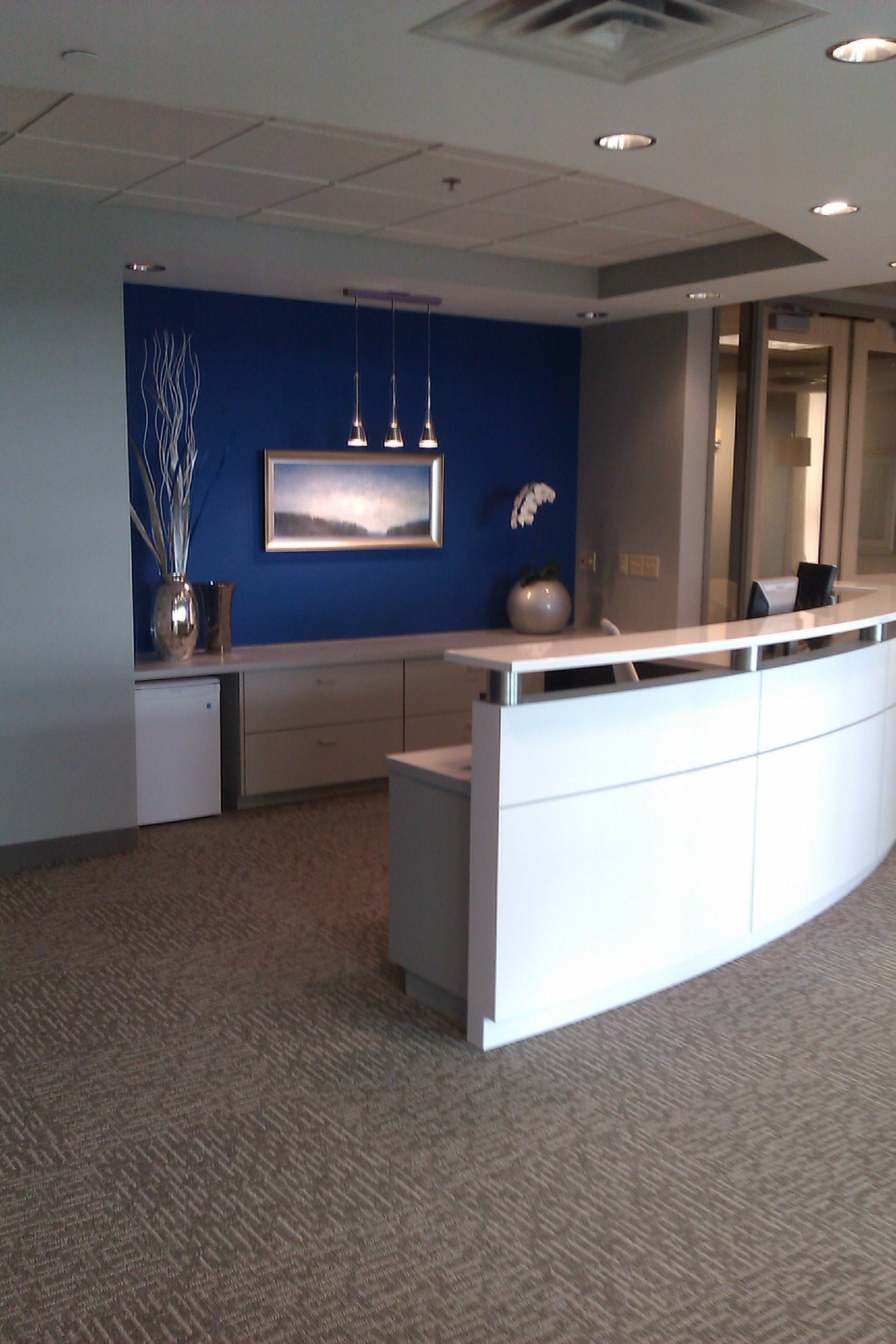commercial interiors by home for a change commercial on commercial office paint colors id=18453
