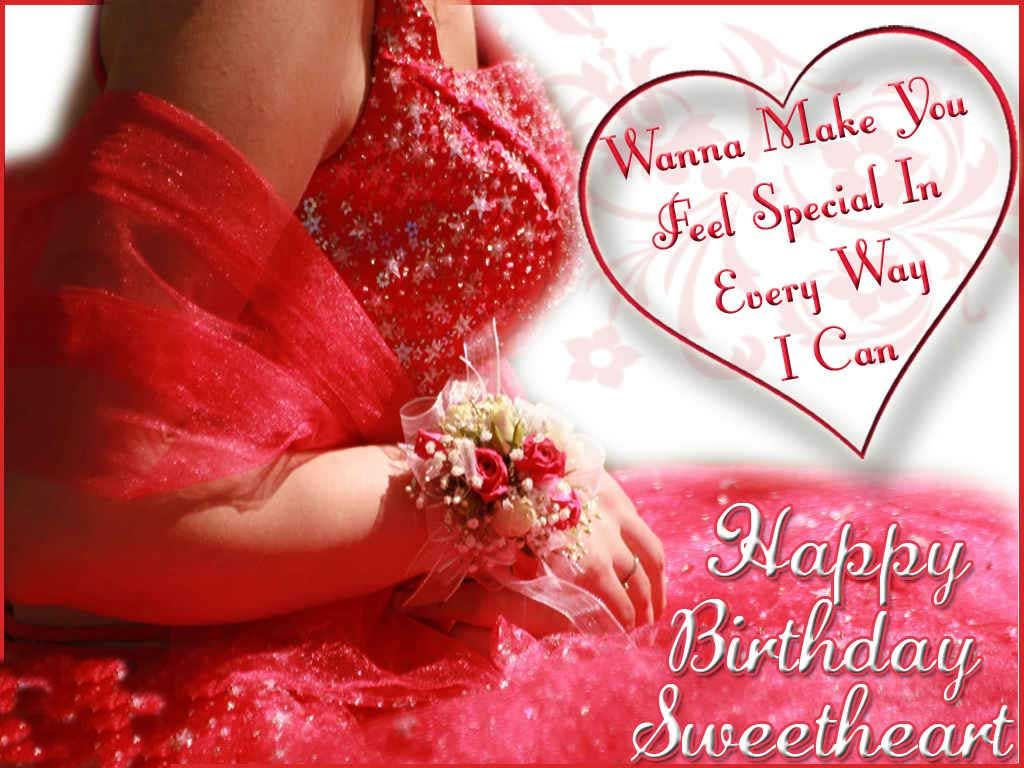 Birthday Greeting For Girlfriend Best Wishes Images Pinterest