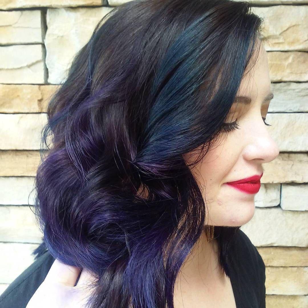 Oil Slick Hair is Trending...and It's Oil slick
