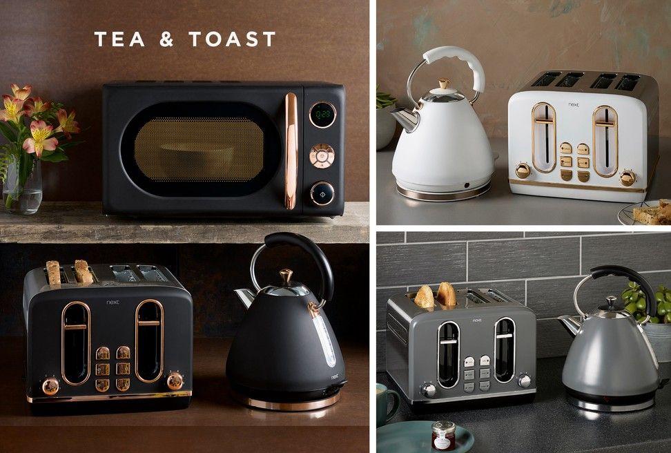 Next copper kitchen in 2019 Kitchen, Kitchen appliances