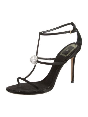 Christian Dior Leather Embellished Pumps outlet visa payment sale 100% original cheap under $60 Szohdtrt