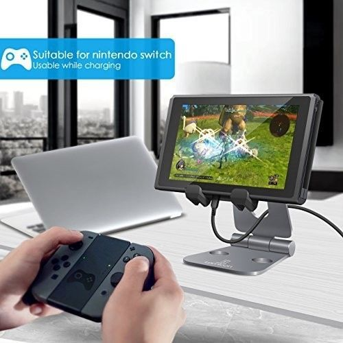 Cell Phone Tablet Video Game Holder Dock For Iphone 7 6 Plus 5 5c