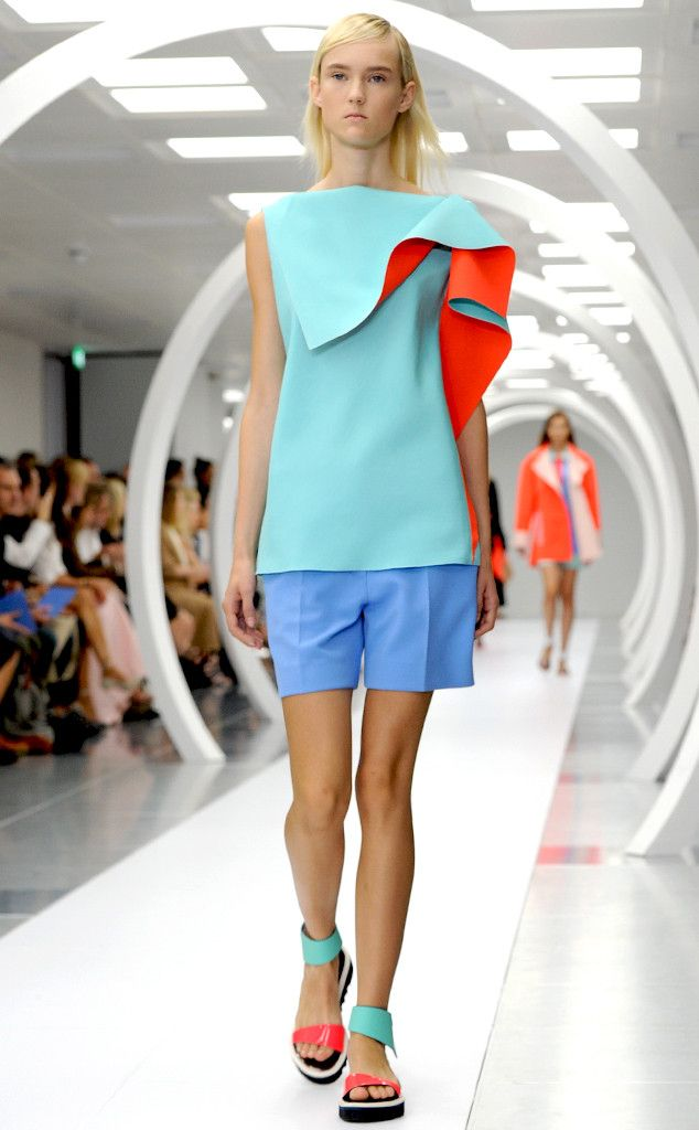 Roksanda Ilincic from 100 Best Fashion Week Looks from All the Spring 2015 Collections | E! Online