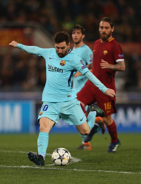 AS Roma v FC Barcelona - UEFA Champions League Quarter Final Second Leg |  Uefa champions league, Champions league and Champion