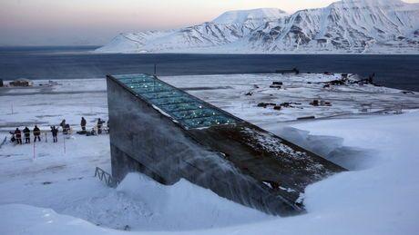 La reserva global de semillas en el Ártico se inunda por culpa del calentamiento global / @eldiarioint | #readyforclimatechange