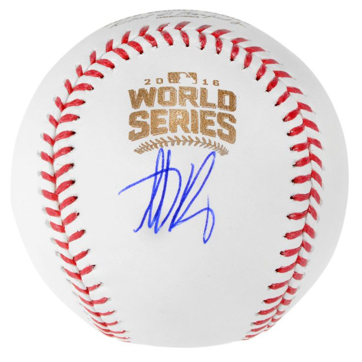 Anthony Rizzo Chicago Cubs Fanatics Authentic Autographed 2016 MLB World Series Baseball - $249.99