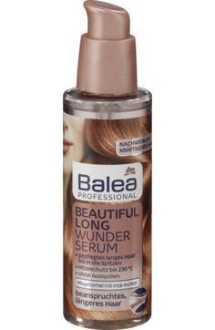 Photo of Balea Professional Beautiful Long Serum, 100 ml dauerhaft gü…