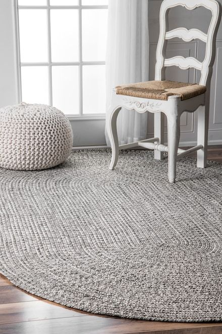 Bring This Contemporary And Braided Rug To Give An Elegant