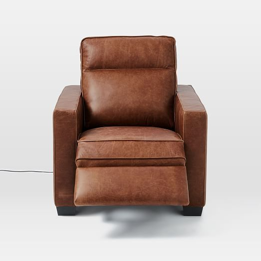 Marvelous Henry Leather Power Recliner Chair In 2019 Our Front Bar Creativecarmelina Interior Chair Design Creativecarmelinacom
