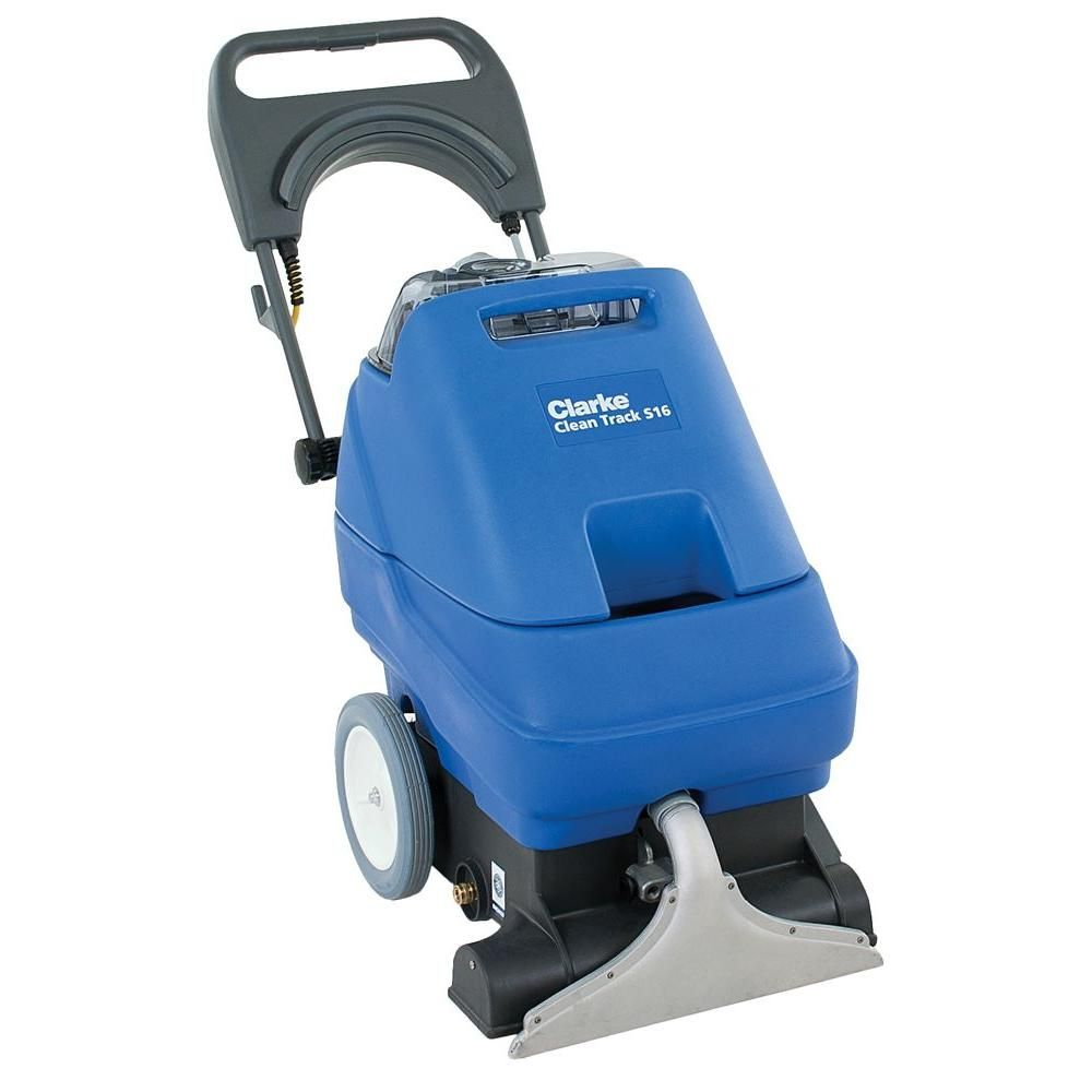 Clarke Clean Track S16 Commercial Self Contained Carpet Extractor