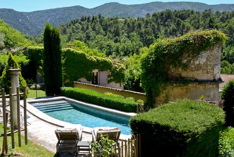 Menerbes, Provence Holiday Rental House With Pool   Le Clos De Menerbes |  Www.
