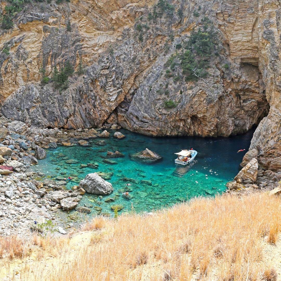 Die Strande Und Antiken Ruinen Bei Gazipasa Sind Ein Echter Geheimtipps Falls Du Einmal Abseits Des Trubels In Alanya Etw Alanya Side Turkei Turkische Riviera