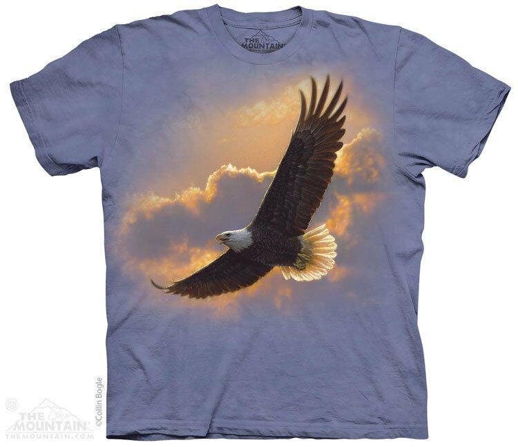 Eagles are My Spirit Animal Bird Wild Animal Gift Tee Unisex Sweatshirt tee
