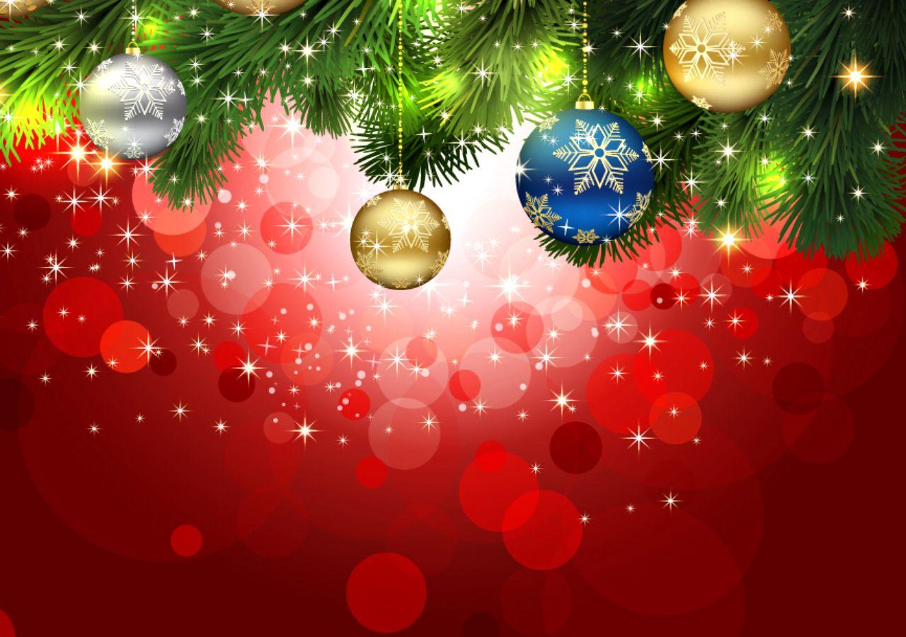 Merry Christmas Happy Wallpaper Hd Desktop Pc Christmas Desktop Wallpaper Christmas Desktop Holiday Wallpaper