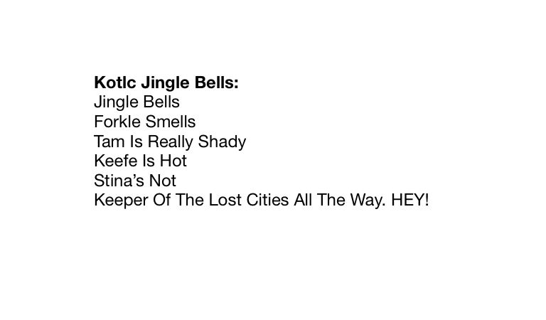 I will be singing this next christmas!!!!!!!!!!!!!!!!over