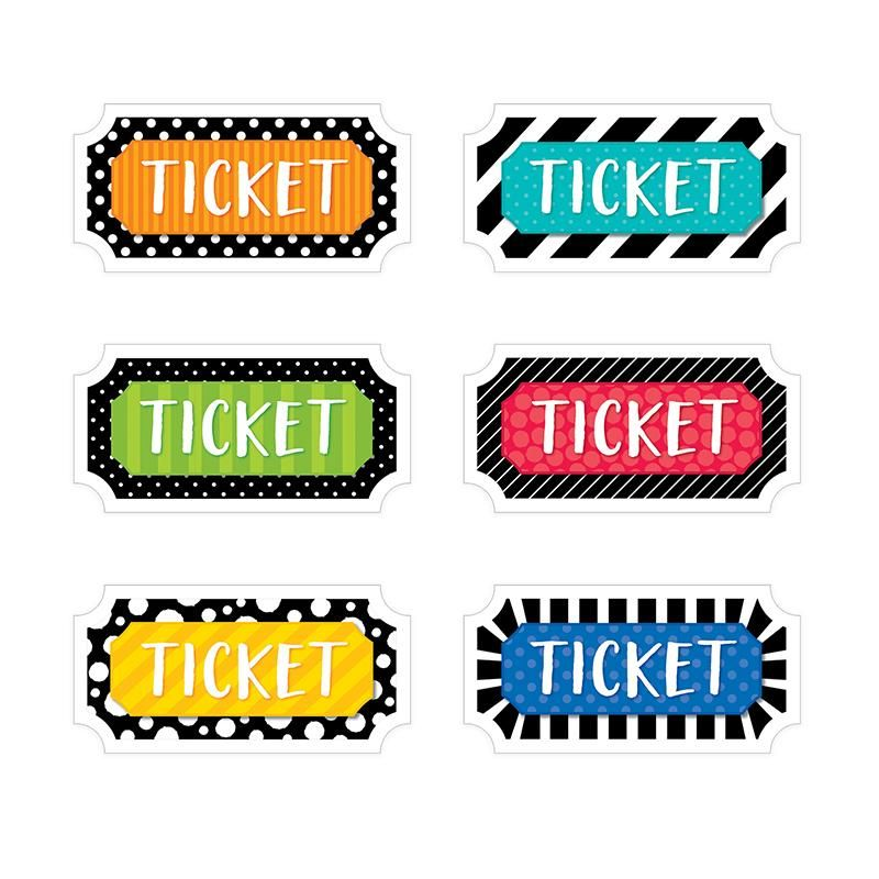 Photo of CLASSROOM MGMT INCENTIVE TICKETS