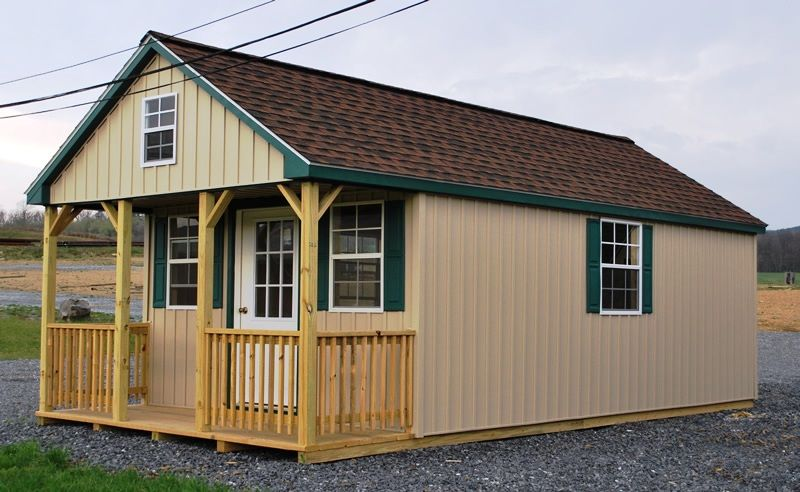 Outdoor Storage Sheds Greenhouses Available in a variety of styles