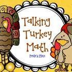 Thanksgiving - Talking Turkey - Math