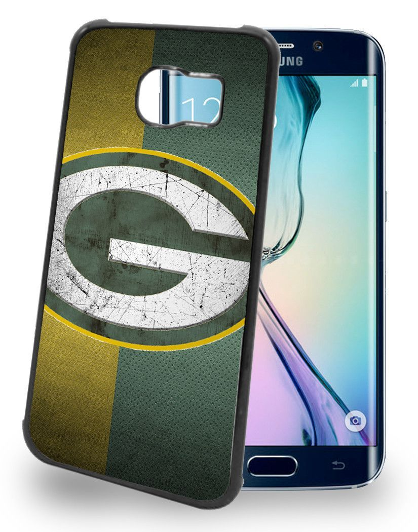 Green Bay Packers Cell Phone Hard Case for Samsung Galaxy