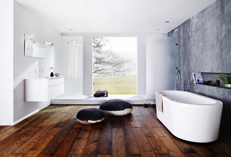 Großzügiges Badezimmer Sandstein, 49er und Hersteller - badezimmer ideen wei