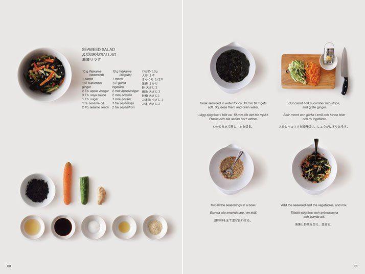 食譜的另一種詮釋 Moé Takemura   ㄇㄞˋ點子靈感創意誌