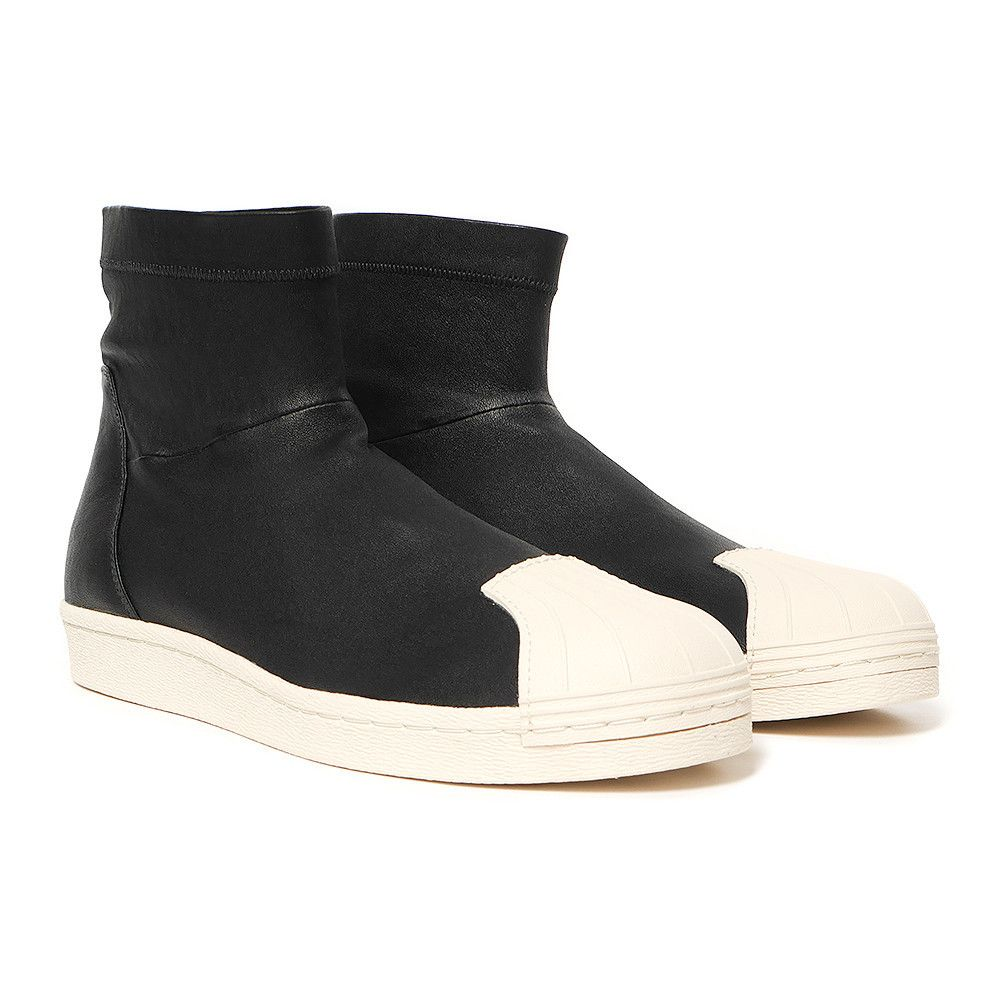x Rick Owens Superstar Ankle Boot