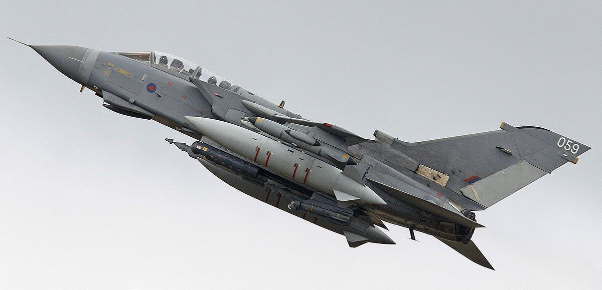 UK Orders Attacks On Islamic State In Syria, Royal Air Force Airstrikes Imminent