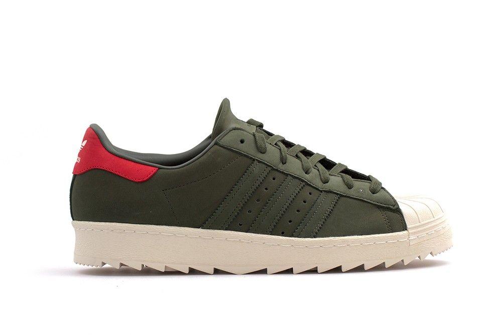 virtual evidencia Infantil  Zapatillas ADIDAS SUPERSTAR 80S TR (bz0567) en color verde militar. Hazte  con un clásico diseñ… | Adidas superstar, Zapatillas adidas superstar, Color  verde militar