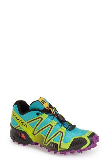 c736bed9c4ef Salomon  Speedcross 3  Water Resistant Trail Running Shoe available at   Nordstrom