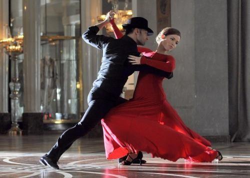 Znalezione obrazy dla zapytania tango argentyńskie