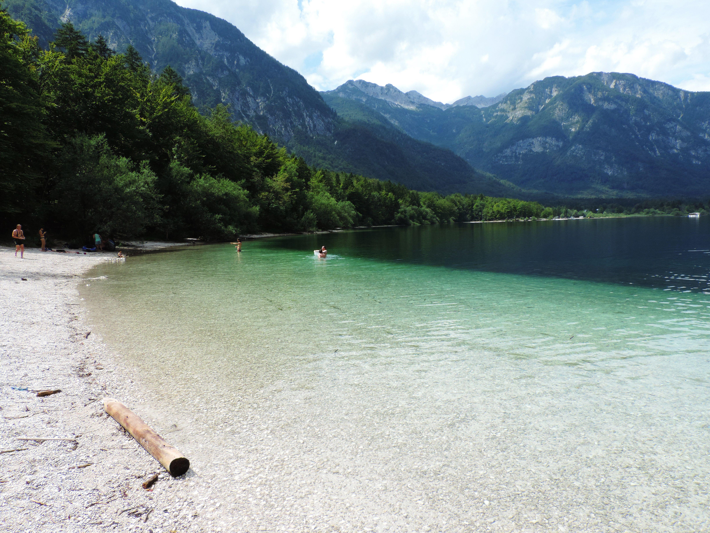 Bled Vs Bohinj, Slovenia