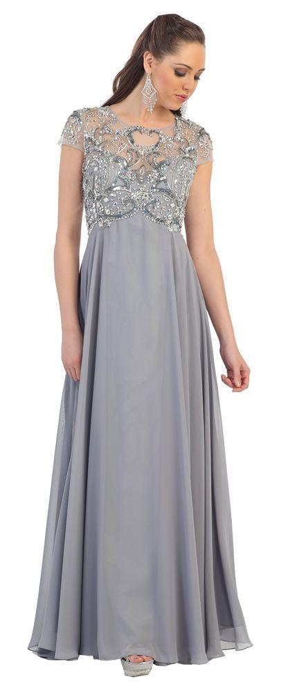 Dressoutlet Long Mother Of The Bride Dress Clothing Shoes