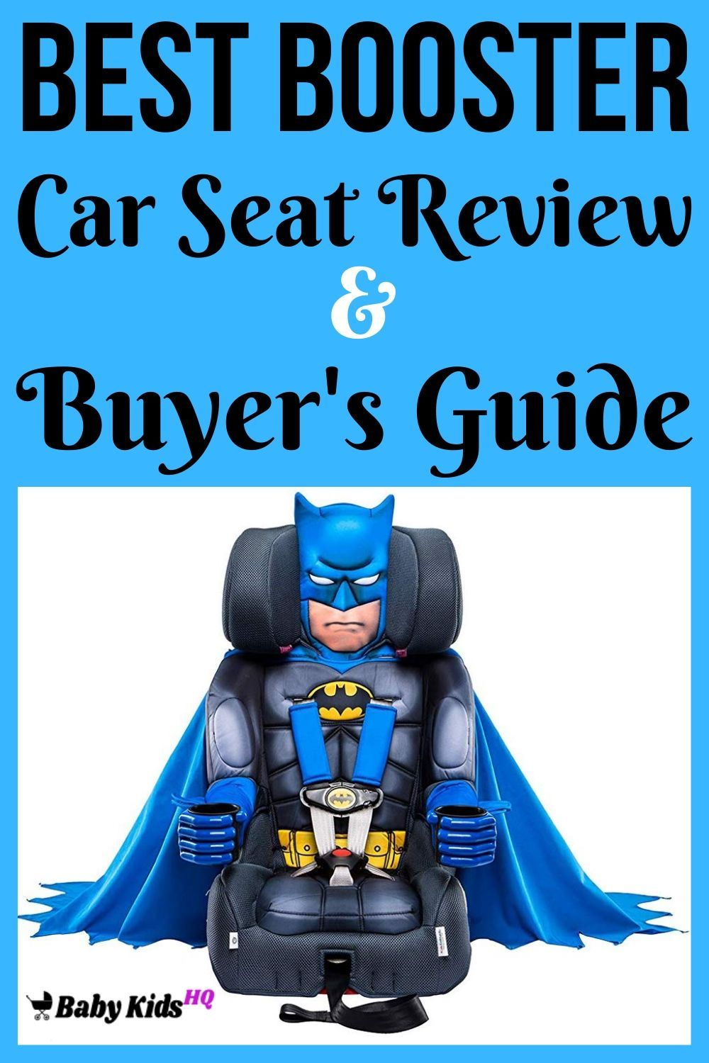 Best Booster Car Seat Review And Buyer's Guide. 2020