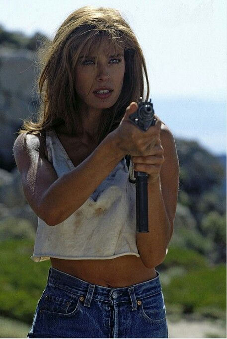 Kristian Alfonso In Army Of One 1994 Pinteres