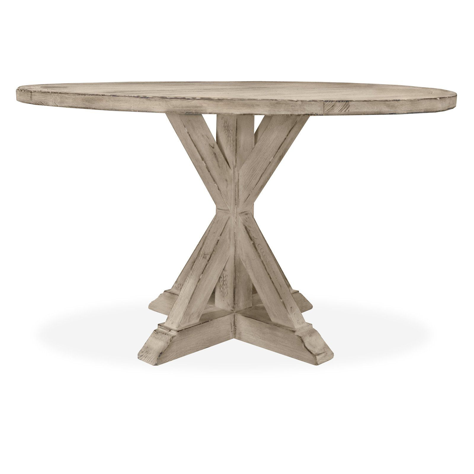 Have To Have It. South Cone Montana 60 In. Round Counter Height Table    $1599.99 @hayneedle