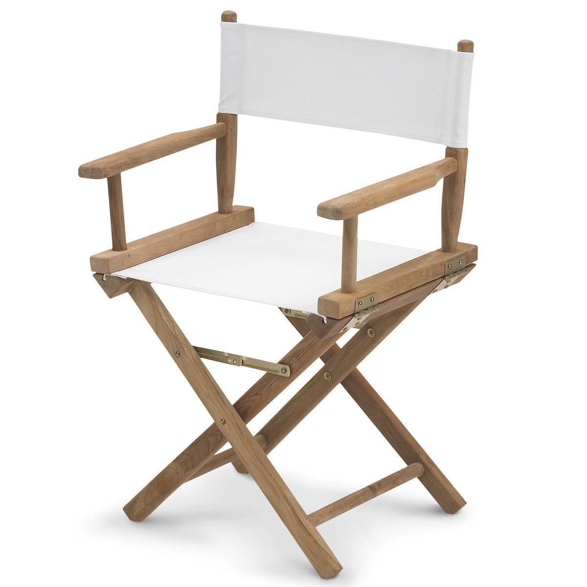 Skagerak - Director\'s Chair, textilene   Terrazas, Para el hogar y ...