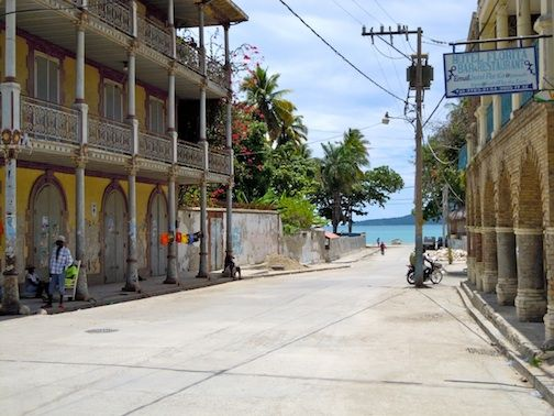 Jacmel, Haiti  Why not Haiti? While Port-au-Prince itself seems far too spread out, Jacmel, with an arts community, walkable architecture an...