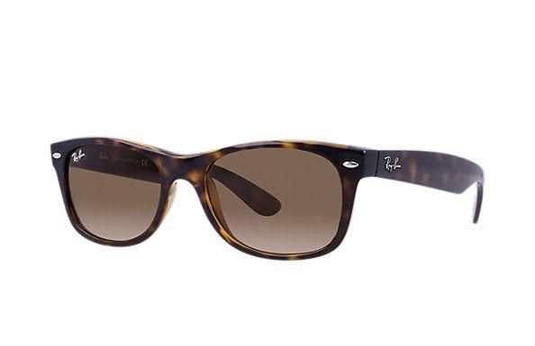 Check Out The New Wayfarer Classic At Ray Ban Com Brown Sunglasses Rayban Wayfarer Ray Bans