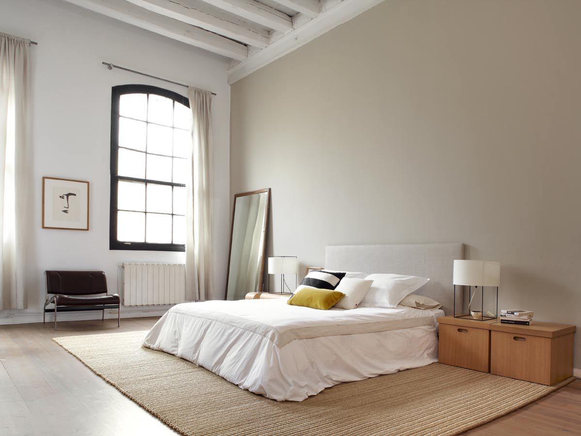 Loft For Bedrooms Trendhome Modern Industrial White Loft In Barcelona New York