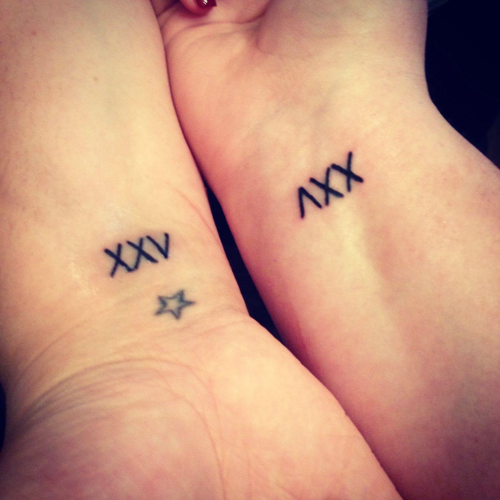 40 fantastic friendship tattoos creativefan - Tattoo