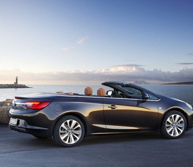 2014 Opel Cascada Desktop Wallpaper