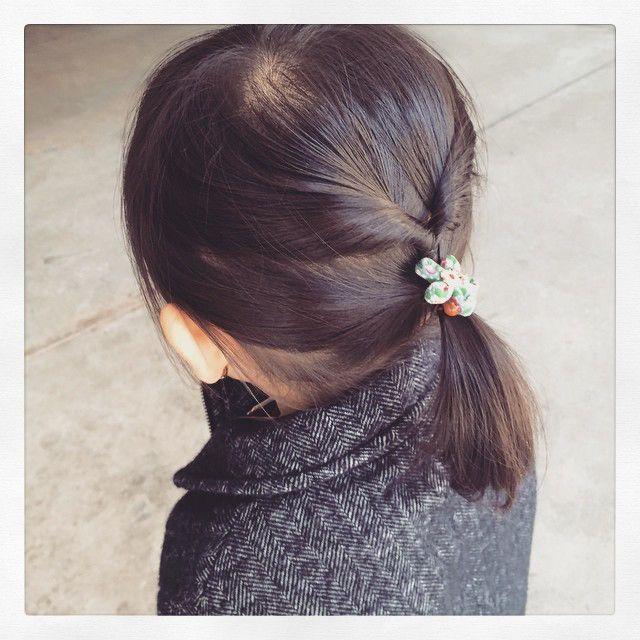 女の子の髪型・アレンジ・結び方まとめ【ショート・ボブ・入学式・七五三】