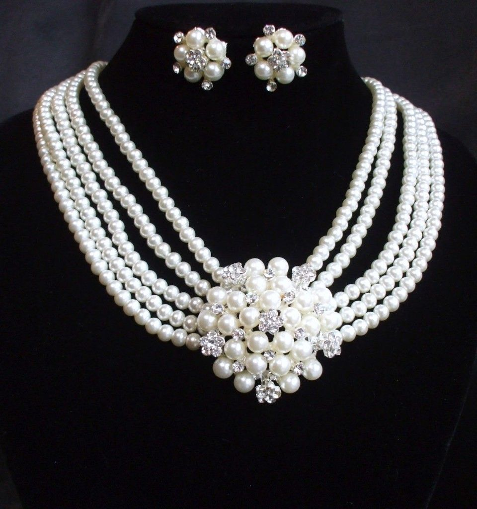 14 Most Elegant Pearl Necklace Designs Really Pearl Necklace