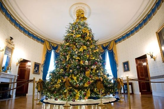 How Do You Get Tickets To The White House Christmas Tour