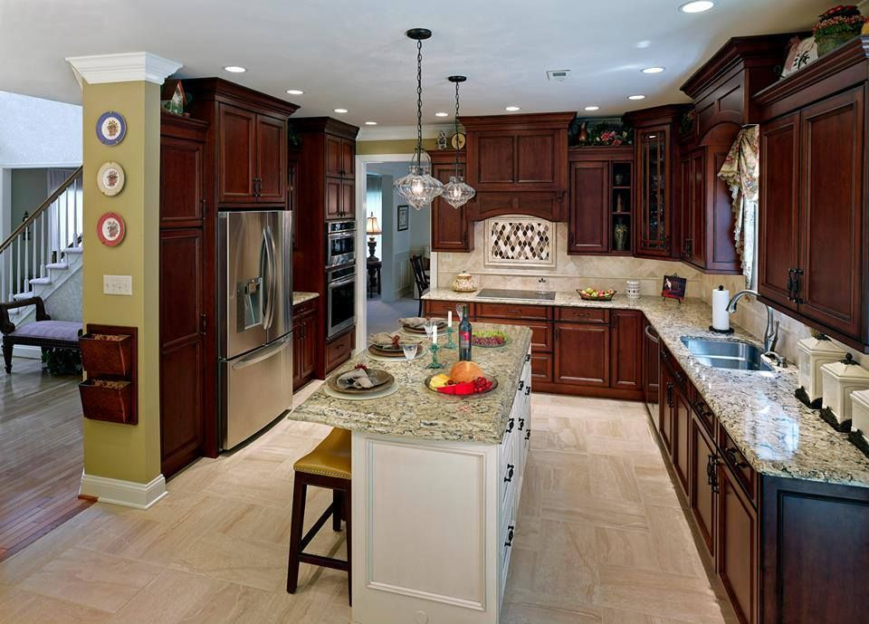 Another amazing #Talora kitchen by our dealer Master's ...