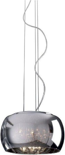 Zuma Line CRYSTAL Lampa wisząca 40 cm P0076-05L