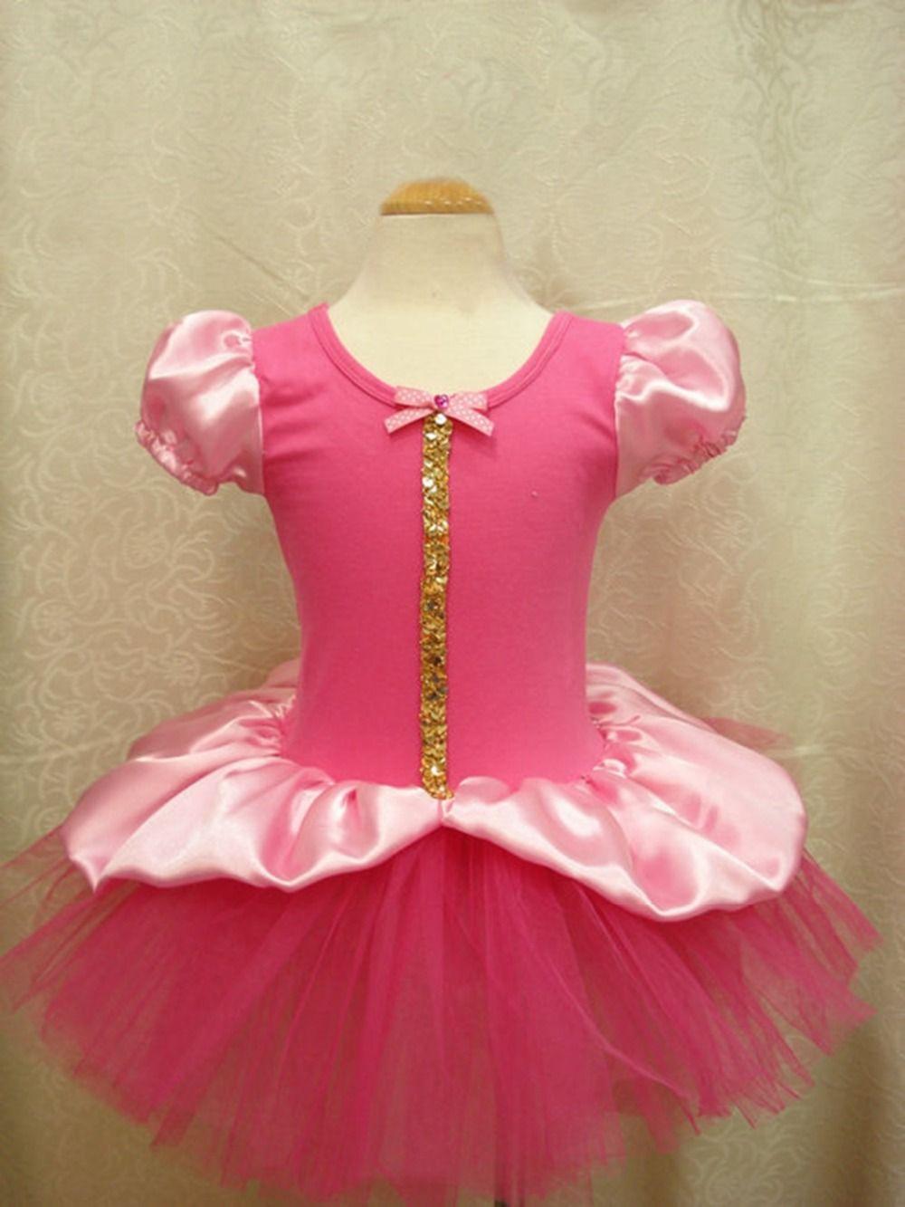 28622146a Lovely Girls Ballet Dress Kids Tutu Dance Dress Leotard Dancewear ...