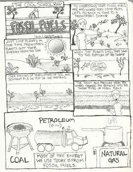 Fossil Fuels Comic Fossil Fuels Christmas Math Activities Holiday Math Worksheets